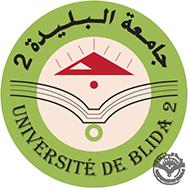 Logo Université de Blida 2