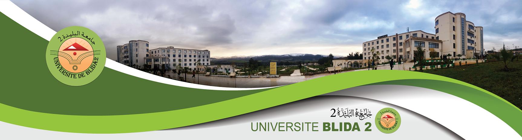 Université Blida 2