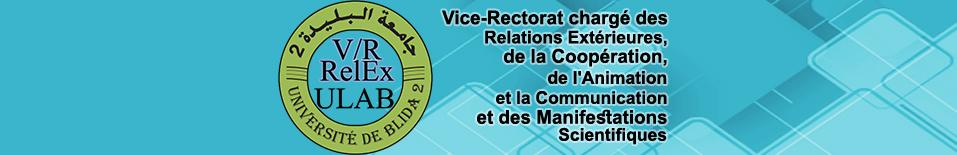 Vice-rectorat RelEx ULAB
